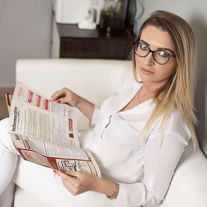 Ewelina Włodarczyk - księgowa oraz doradca podatkowy